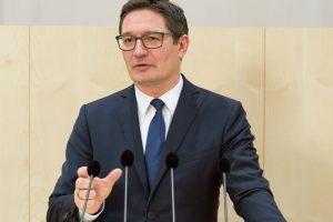 SPÖ-Nationalratsabgeordneter Reinhold Einwallner