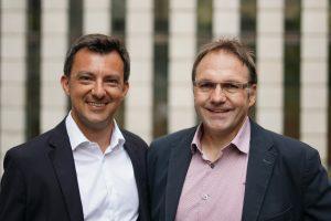 Martin Staudinger und Reinhard Stemmer